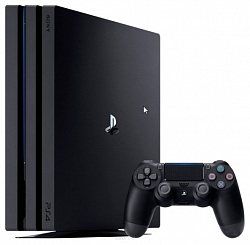 Sony PlayStation 4 Pro 1 TB (CUH-7108B) + Fortnite РСТ