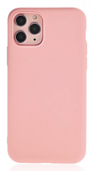 Накладка Silicon Case для Iphone 11 Light Pink