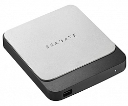 Накопитель Seagate Mobile Fly Drive SSD 500Gb Silver