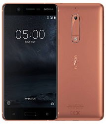 Мобильный телефон  Nokia 5 16GB Dual Copper РСТ