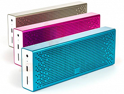 Bluetooth колонка портативная Xiaomi Mi Bluetooth Speaker (MDZ-26-DA) Red