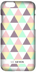 Накладка So Seven Grpahic Pastel  для Iphone 7 (svnpcgrap3ip7)