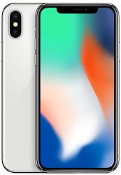 Apple iPhone X 256Gb (A1865) Silver